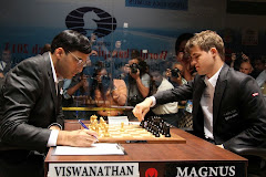 Viswanathan Anand - Magnus Carlsen 2013