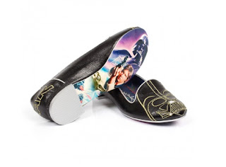 Darth Vader Shoes from Irregular Choice