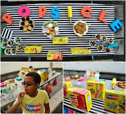 Popsicle Park Party