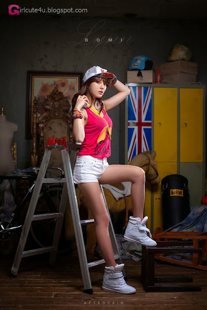 4 Lovely Bo Mi - very cute asian girl-girlcute4u.blogspot.com