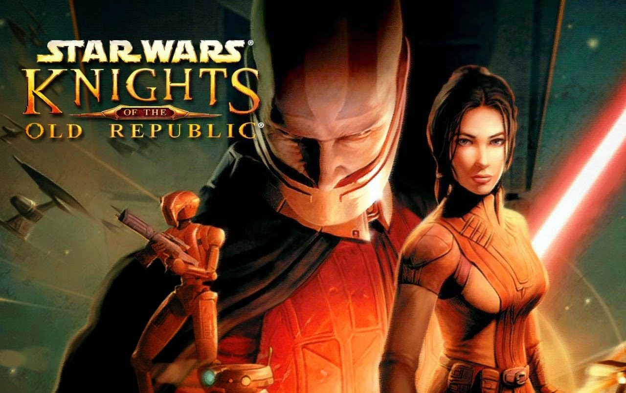 Star Wars: Knights of the Old Republic Gameplay IOS / Android
