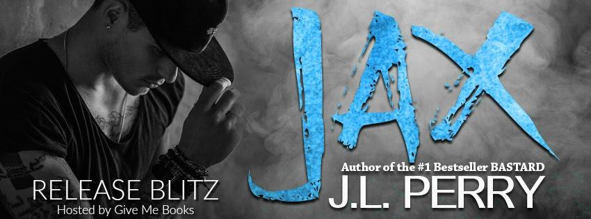 Jax Release Blitz Giveaway
