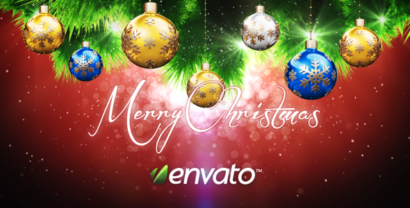 VideoHive Christmas & New Year Intros