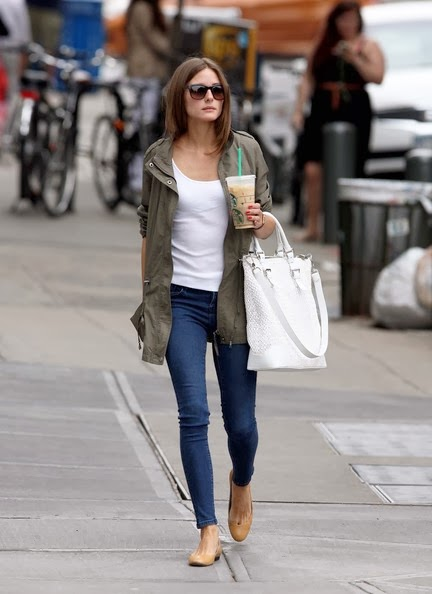 10 Best Celebrity Skinny Jeans Outfits