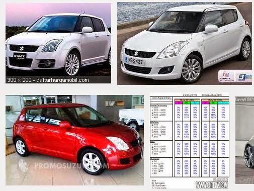 Harga Mobil Baru Suzuki Swift