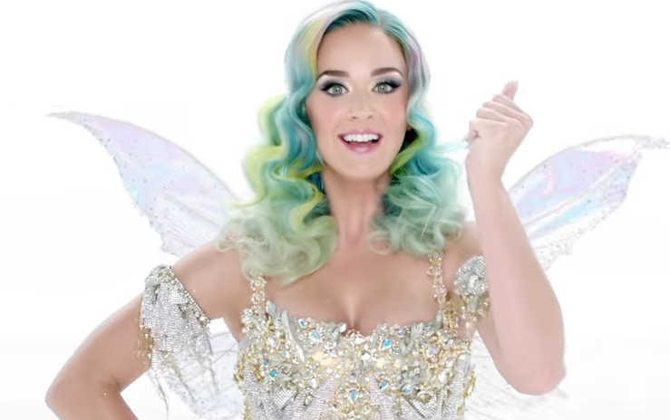 Estreno: Katy Perry - Every Day Is a Holiday