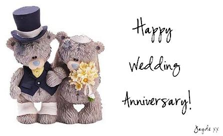 3rd Wedding Anniversary
