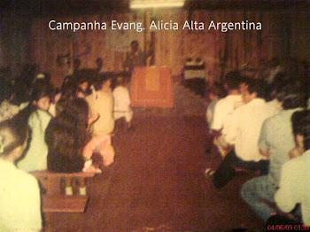 Assembléia de Deus na Argentina/El Progresso