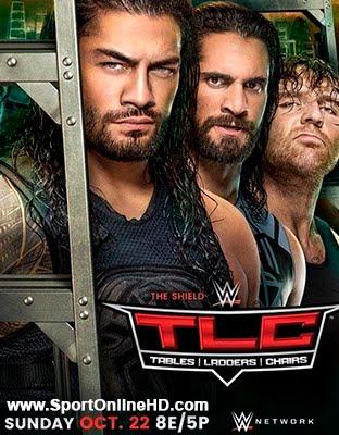 Ver WWE TLC 2017 En Vivo y En Español