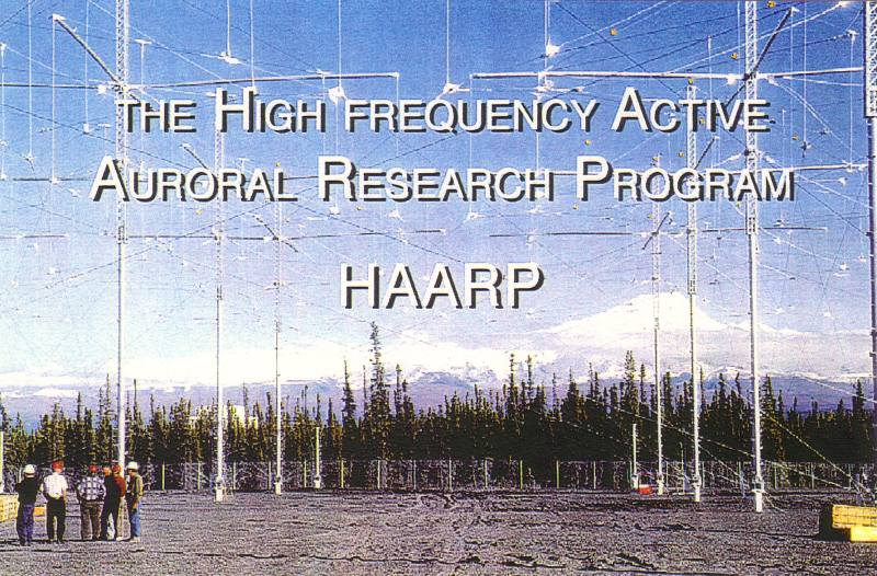 ILLUMINATI-Reality: HAARP (High frequency Active Auroral ...