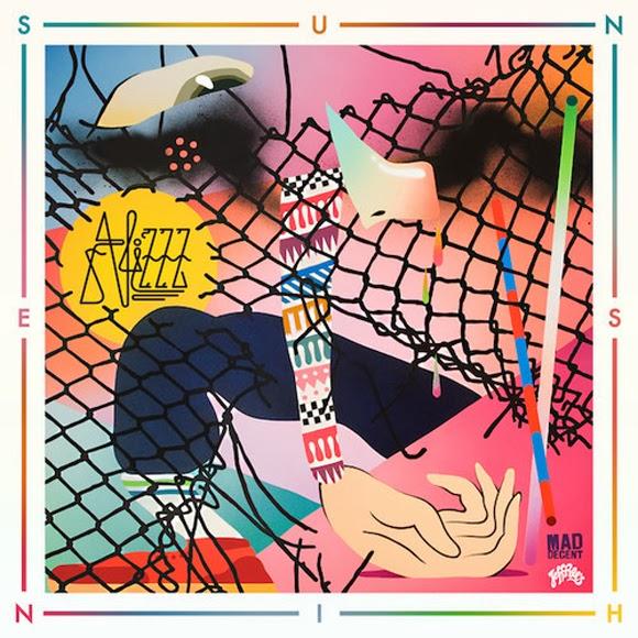 Alizzz - Sunshine EP