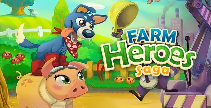Game Android Farm Heroes Saga