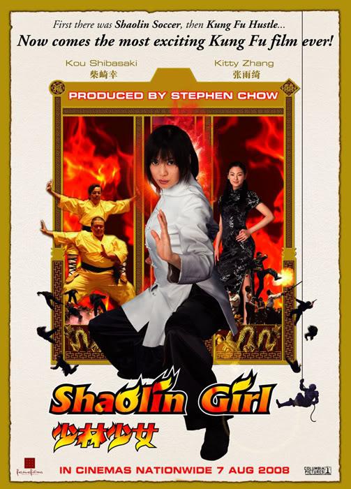 Cô Gái Thiếu Lâm - Shaolin Girl