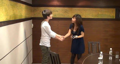 Greyson Chance doing press while on tour in Asia - 2012 Video