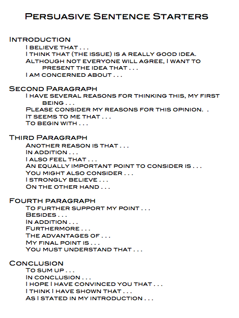 persuasive essay year 5 Teach students to state their opinions with these persuasive essay writing worksheets and prompts math addition algebra (basic) area use these worksheets to supplement your persuasive writing unit you need to be at least 13 years-old to have a facebook account.
