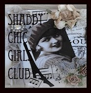SHABBY CHIC GIRLS CLUB-Cindy Adkins