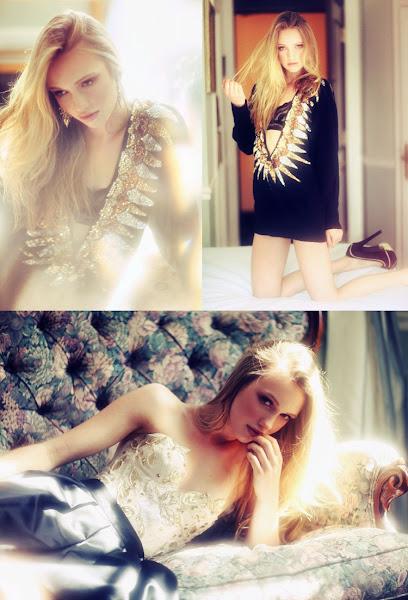 Haley Sutton - Cast Images Model - Diana Santisteban