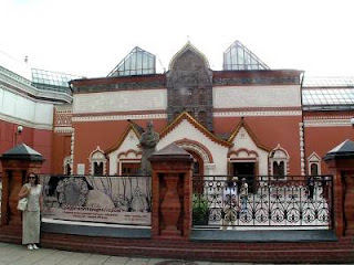 Echecs : la Galerie Tretiakov de Moscou