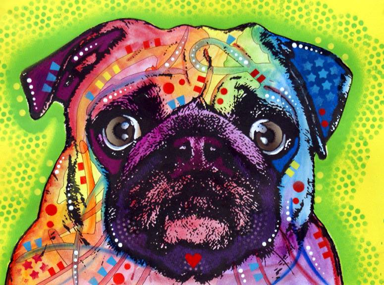 dog art by dean russo - Dean Russo