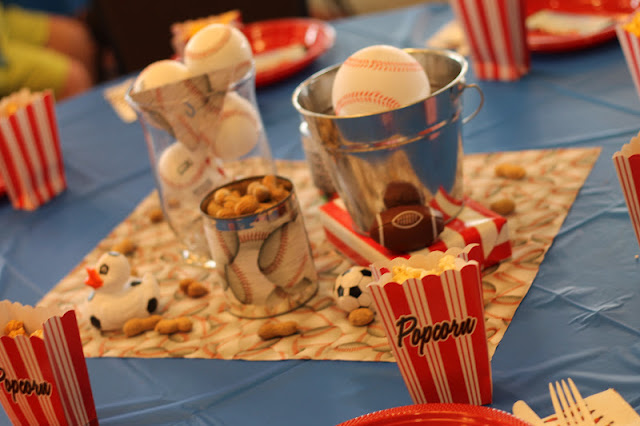 nataliekmudd sports themed baby shower