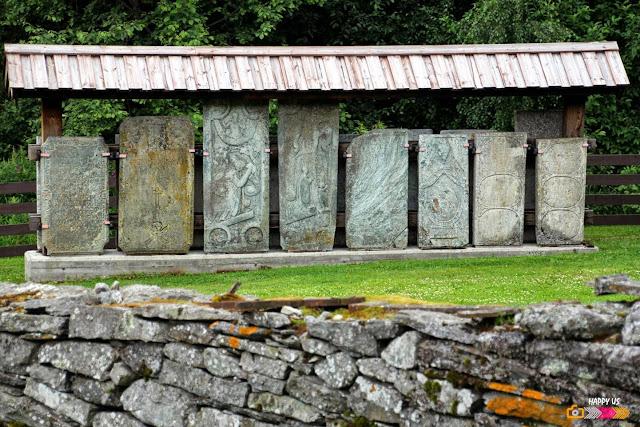 Stavkirke d'Urnes - Norvège