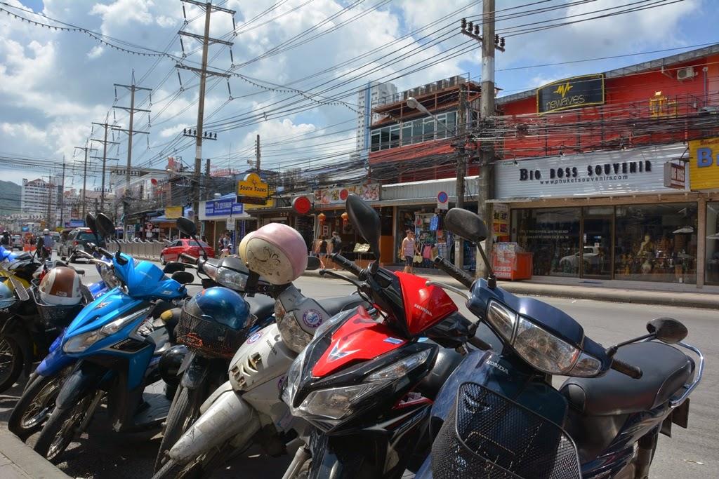 Phuket General motors