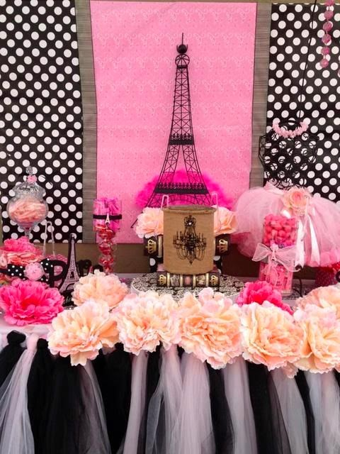 Decoracion Quincea?eras Paris ~ Tips e ideas para tus Quince A?os XV Tem?tica Paris