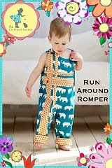 Run Around Romper