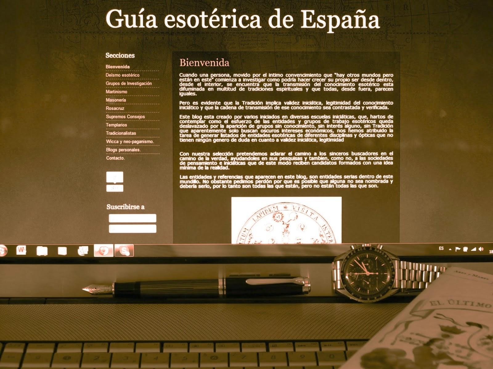 Guía Esotérica de España