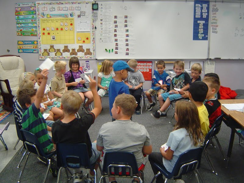Mrs Ts First Grade Class Whole Group Games