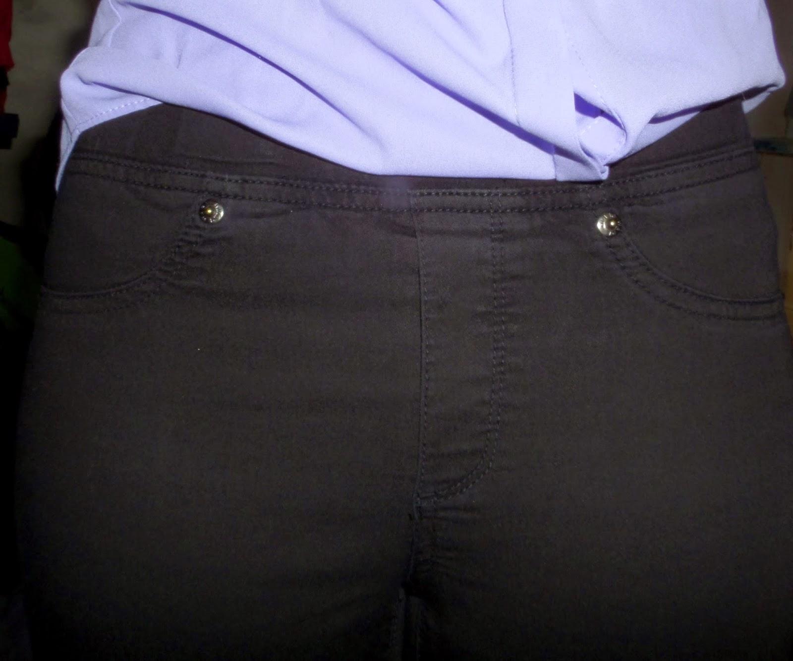 DIY: Restoring Faded Black Jeans