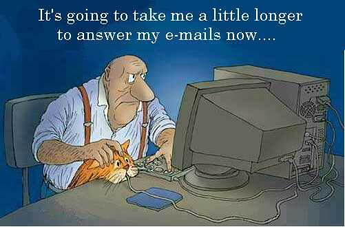 Email Forwards Fun Computer Humor In Cartoons
