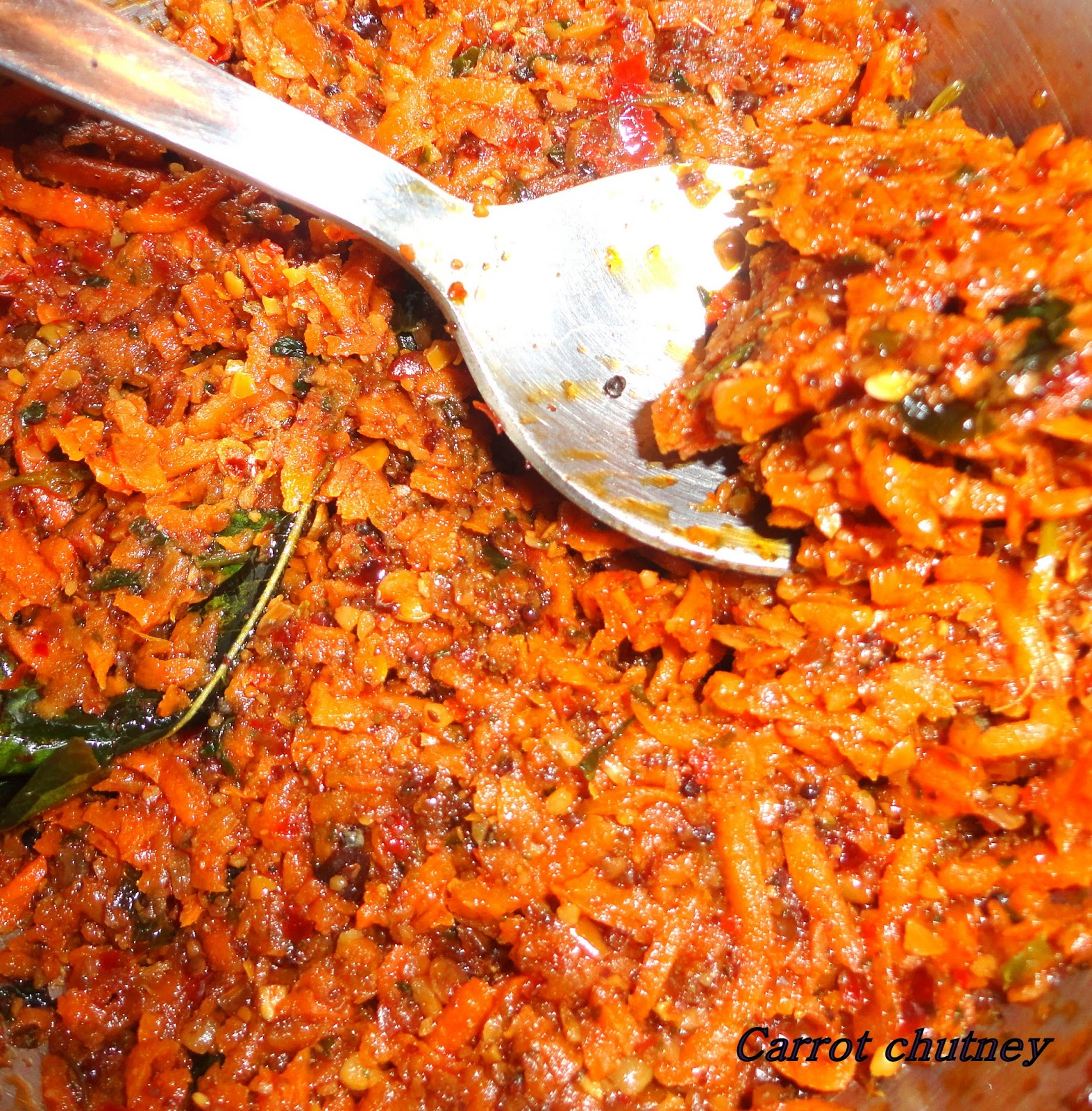 how to prepare carrot pickle