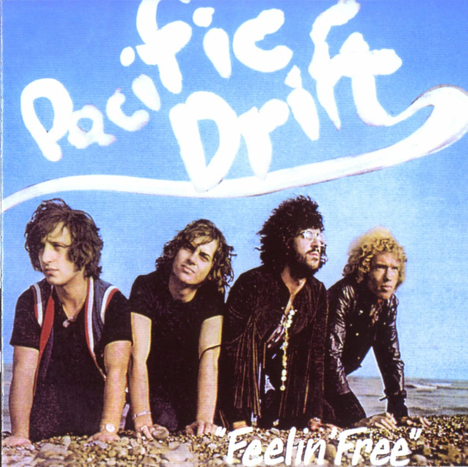 Pacific Drift - Feelin' Free LP