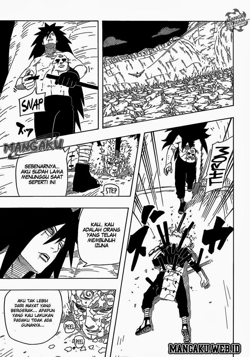Komik Naruto 661 Bahasa Indonesia halaman 13