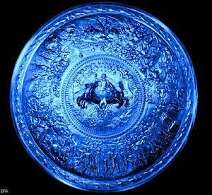 Οι αντίποδες και οι πέντε ζώνες της Γης στην ασπίδα του Αχιλλέα
