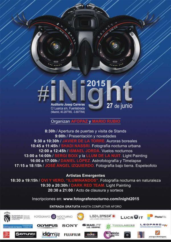 IV Congreso Fotografía Nocturna