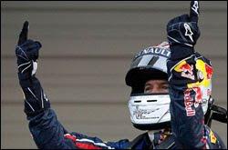 Sebastian Vettel campeoa da Fórmula 1 2011