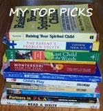 Recommended Montessori and Parenting Books
