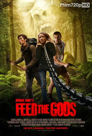 Feed The Gods 2014 poster