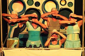 'Simbá, o Marujo' desembarca em Três Lagoas (MS)