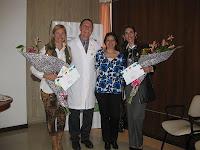 Madrinas, Dr. Argés, Denise Troielli