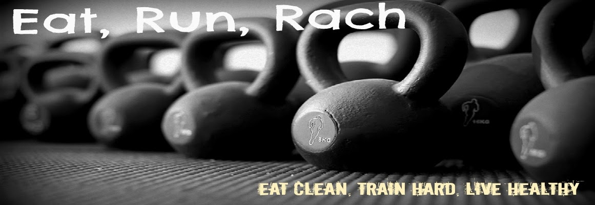 Eat, Run, Rach