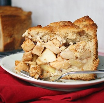recipe for amsterdam deep dish apple pie