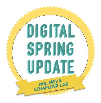 Digital Spring Update