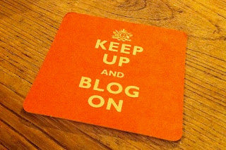 Keep calm and Blog!