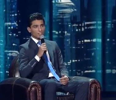 """فيديو: أغنية """"كل ده كان ليه"""" بصوت محمد عساف 14-6-2013 عرب ايدول 2 والتي هي للفنان محمد عبد الوهاب"""
