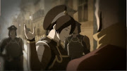 . with Korra, owning up that he's Yakone's son (more on that in a moment), .
