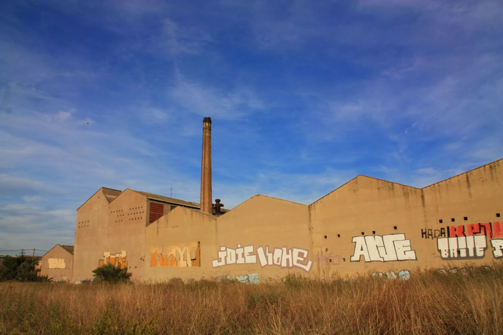Patrimonio industrial arquitect nico chimeneas - Fabricantes de chimeneas ...