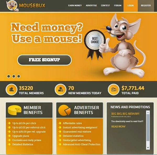 mousebux